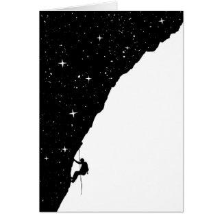 Night climbing card
