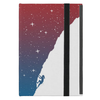Night climbing II iPad Mini Case
