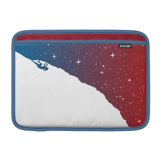 Night climbing II MacBook Sleeve