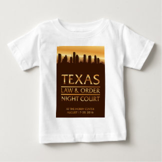 Night Court Houston 2016 Baby T-Shirt