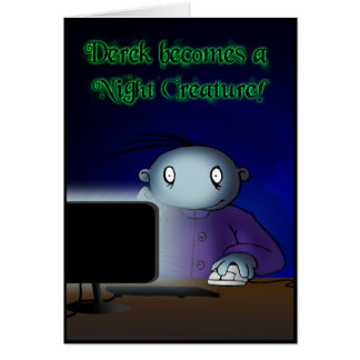 Night Creature Card