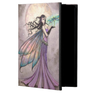 Night Dragonfly Fairy Fantasy Art iPad Air Covers