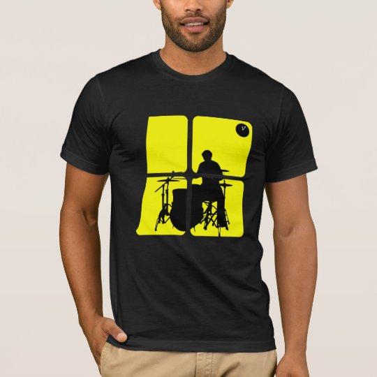Night Drummer T-Shirt
