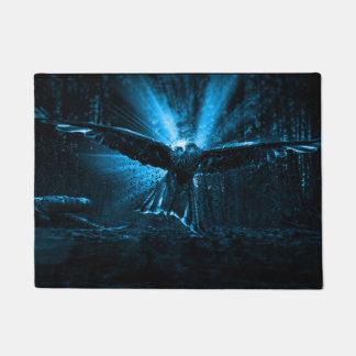 Night Eagle Doormat