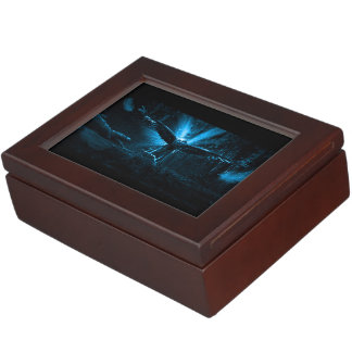 Night Eagle Keepsake Box