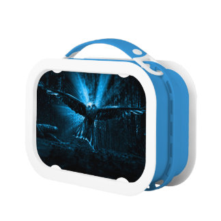 Night Eagle Lunch Box