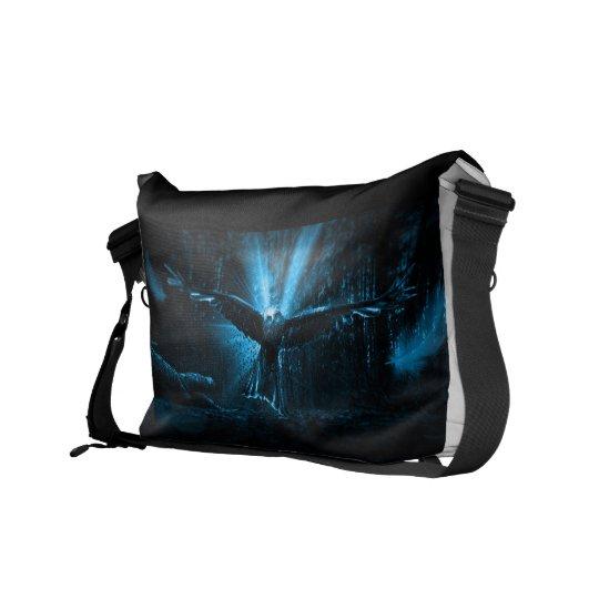 Night Eagle Messenger Bag