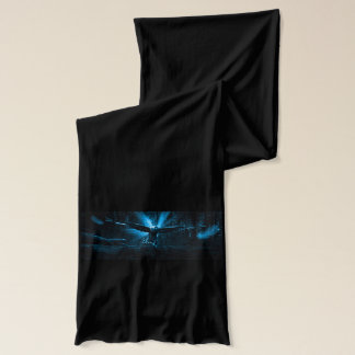 Night Eagle Scarf