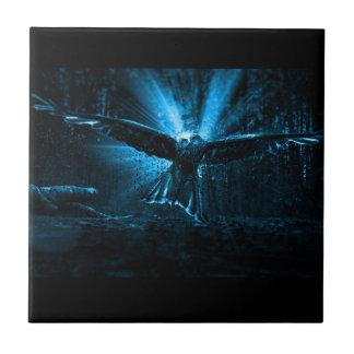 Night Eagle Tile