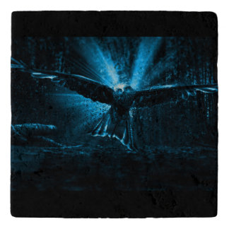 Night Eagle Trivet