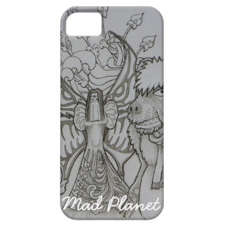 Night Fairy and Angry Bear Case For The iPhone 5