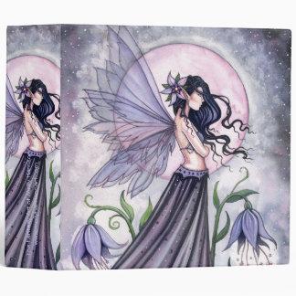 Night Fairy Binder by Molly Harrison