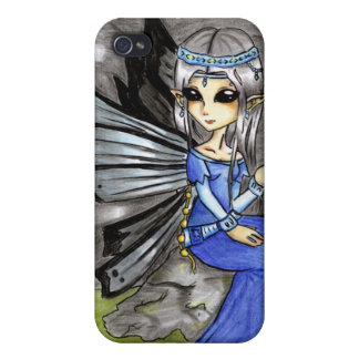 Night fairy case for iPhone 4