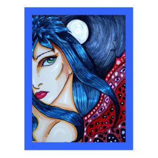 Night Fairy Postcard