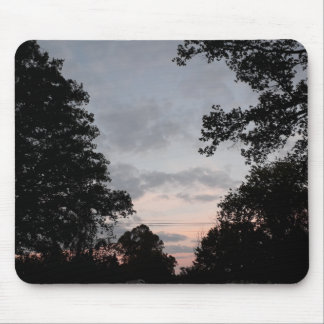 Night Falls Mouse Pad