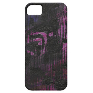 Night Figure iPhone 5 Cover