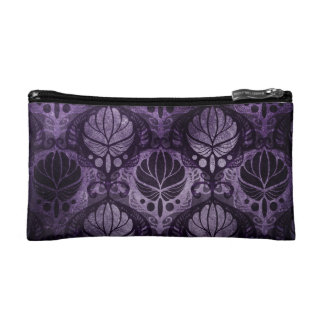 Night Garden Cosmetic Bag
