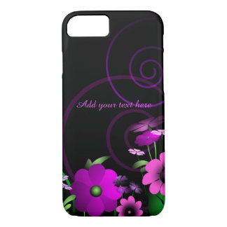 Night Garden iPhone 8/7 Case