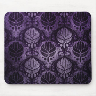Night Garden Mouse Pad