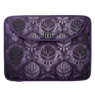 Night Garden Sleeve For MacBook Pro