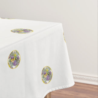Night Garden Tablecloth