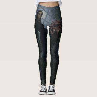 Night Gardening Leggings