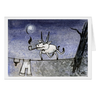 night guest card