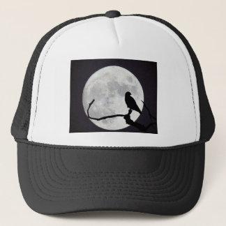 Night Hawk Trucker Hat