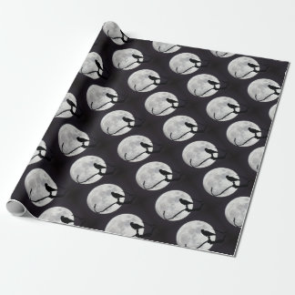 Night Hawk Wrapping Paper