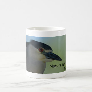 Night Heron Mug
