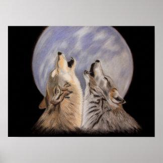 Night Howls Poster
