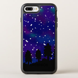 Night in Winter | OtterBox Symmetry iPhone 7 Plus Case