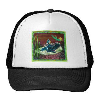 night-lake Faery Trucker Hat