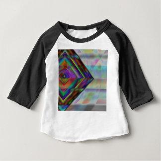 Night life gradient baby T-Shirt