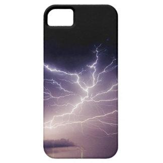 Night Lightning iPhone 5 Cases