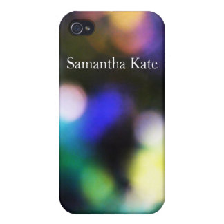 Night Lights Speck iPhone 4 Case