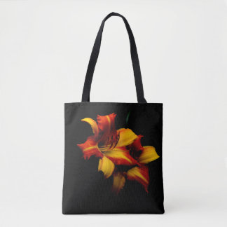 Night Lily... Tote Bag