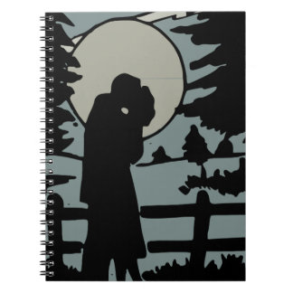 Night love note book