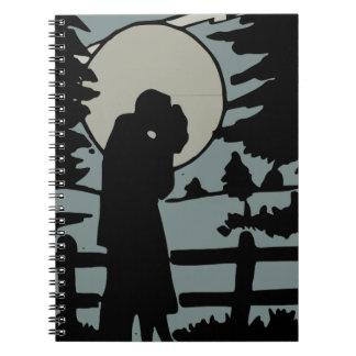 Night love notebook
