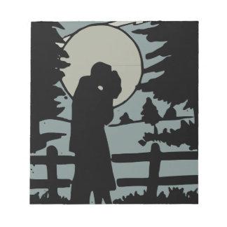 Night love notepad