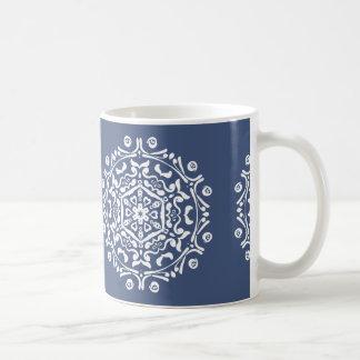 Night Mandala Coffee Mug