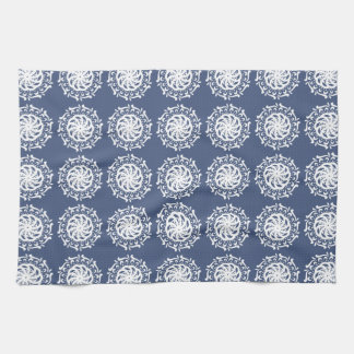 Night Mandala Kitchen Towel