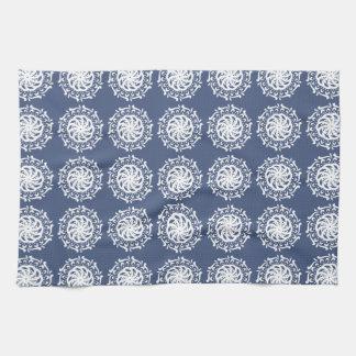 Night Mandala Kitchen Towels