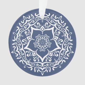 Night Mandala Ornament