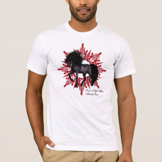 Night Mare Gothic Art T-Shirt