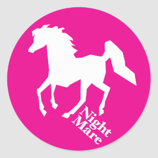 night mare sticker