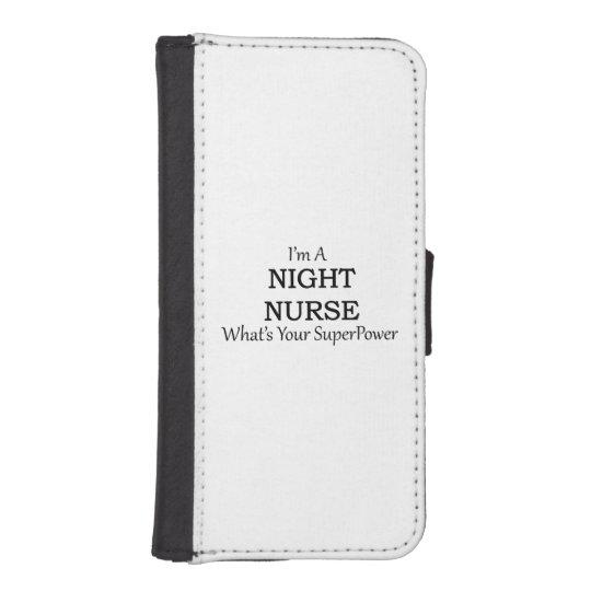 NIGHT NURSE PHONE WALLET