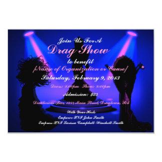 Night of a Thousand Divas Custom Invitations