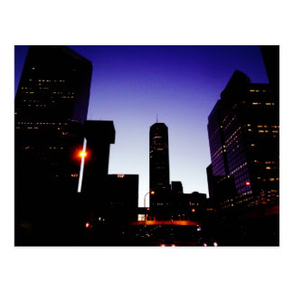 Night Of Minneapolis Postcard
