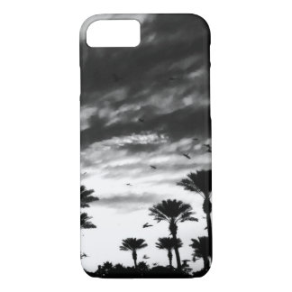 Night of the Birds Iphone Case